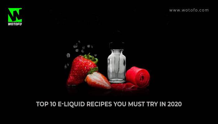 E-Liquid Recipes
