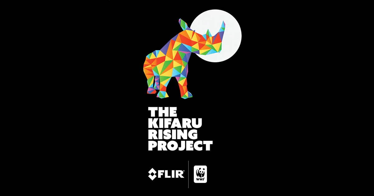 FLIR and World Wildlife Fund Announce Effort to Combat Rhino Poaching in Kenya