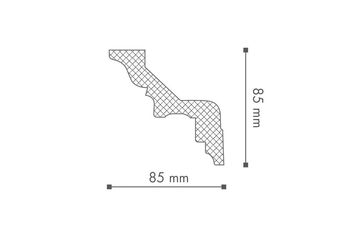 DANA (Z2) ARSTYL® 2.4M COVING