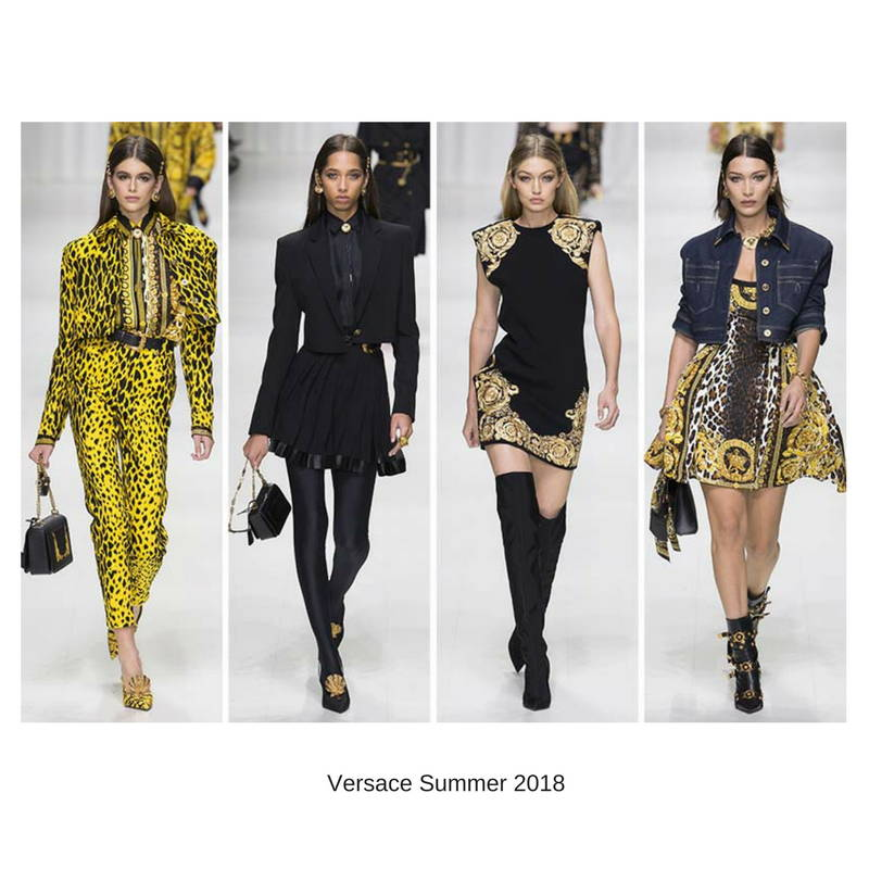 e9552b7ef1 These Versace VE3262B cat-eye frames look like they came right off the  runway from Versace s 2018 Spring Collection. Combining the soft look of ...