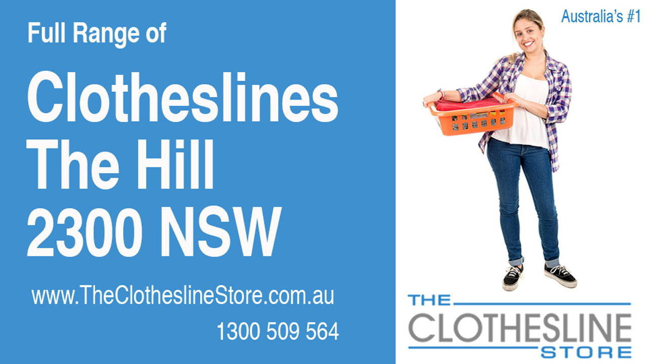 Clotheslines The Hill 2300 NSW