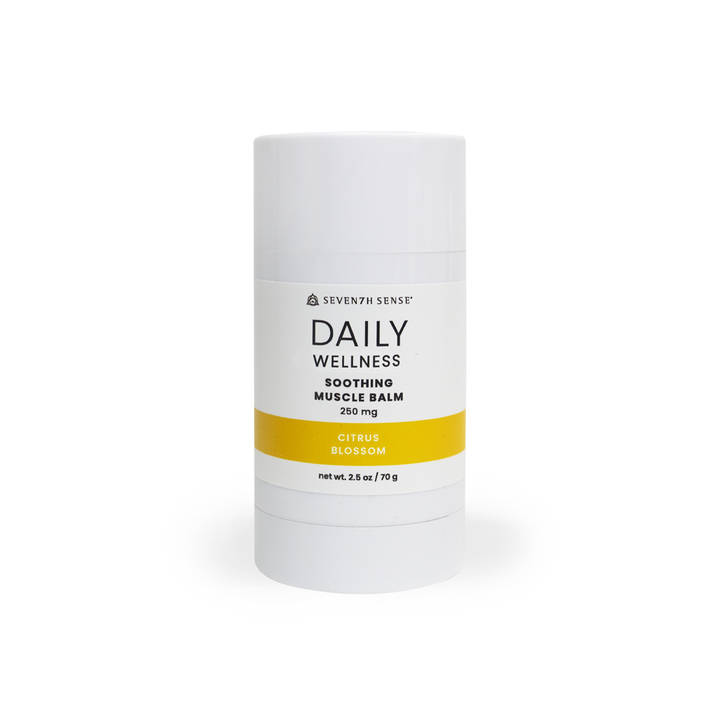 250mg Soothing Muscle Balm Citrus Blossom