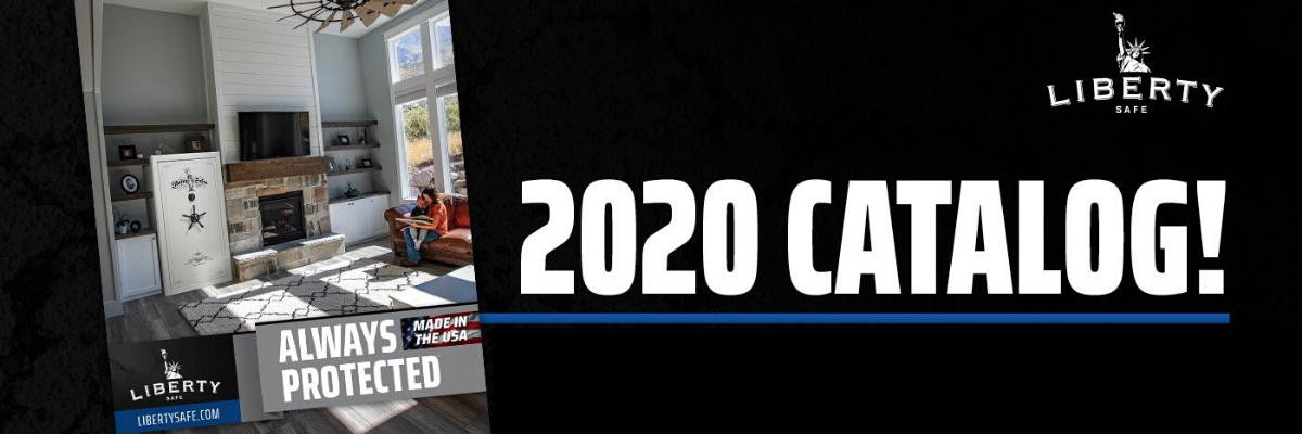 Liberty Safe 2020 catalog