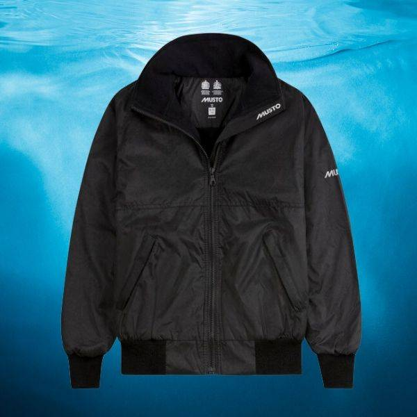 Sailing jackets for juniors