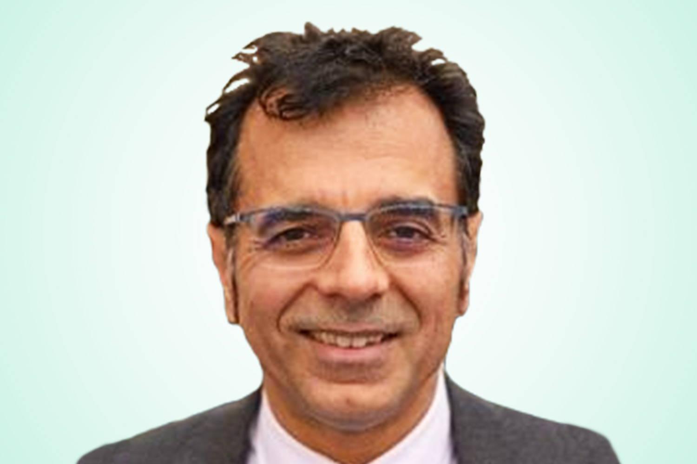 Picture Of Professor Ajit Lalvani