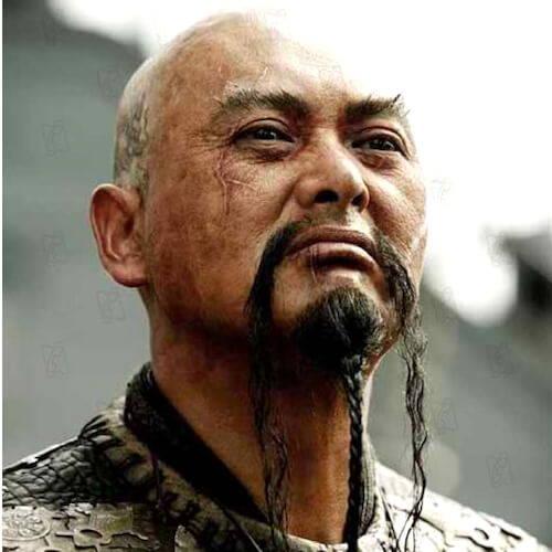 Fu Manchu Beard Halloween