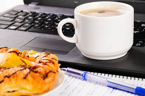 12-best-morning-tea-ideas-for-work