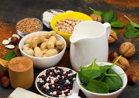 Nervennahrung: Lebensmittel gegen Stress
