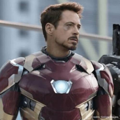 Tony Stark's Beard