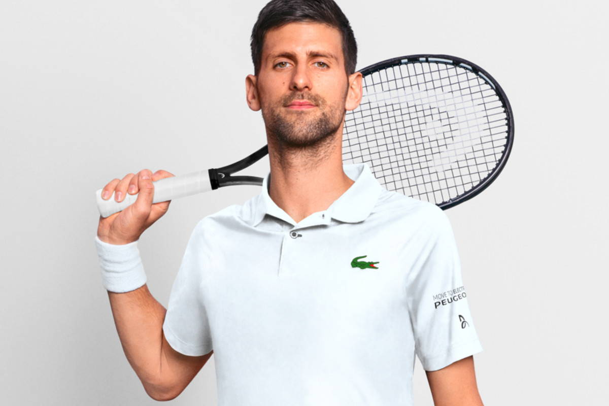 Head Graphene 360+ Speed Black - Endorsed by Novak Djokovic