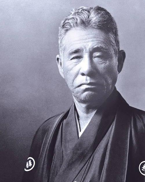 Portrait of Kokichi Mikimoto