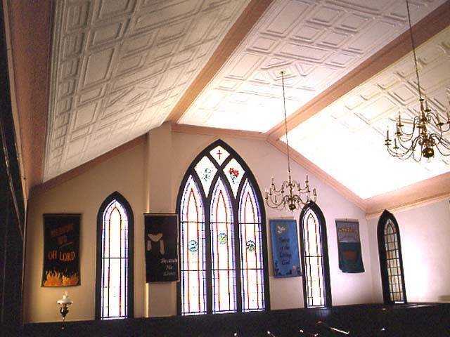 Custom Tin Ceiling Tiles And Replicas