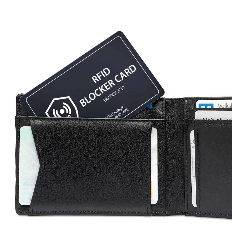 RFID Blocker Karte RFID Schutz RFID skimming protection