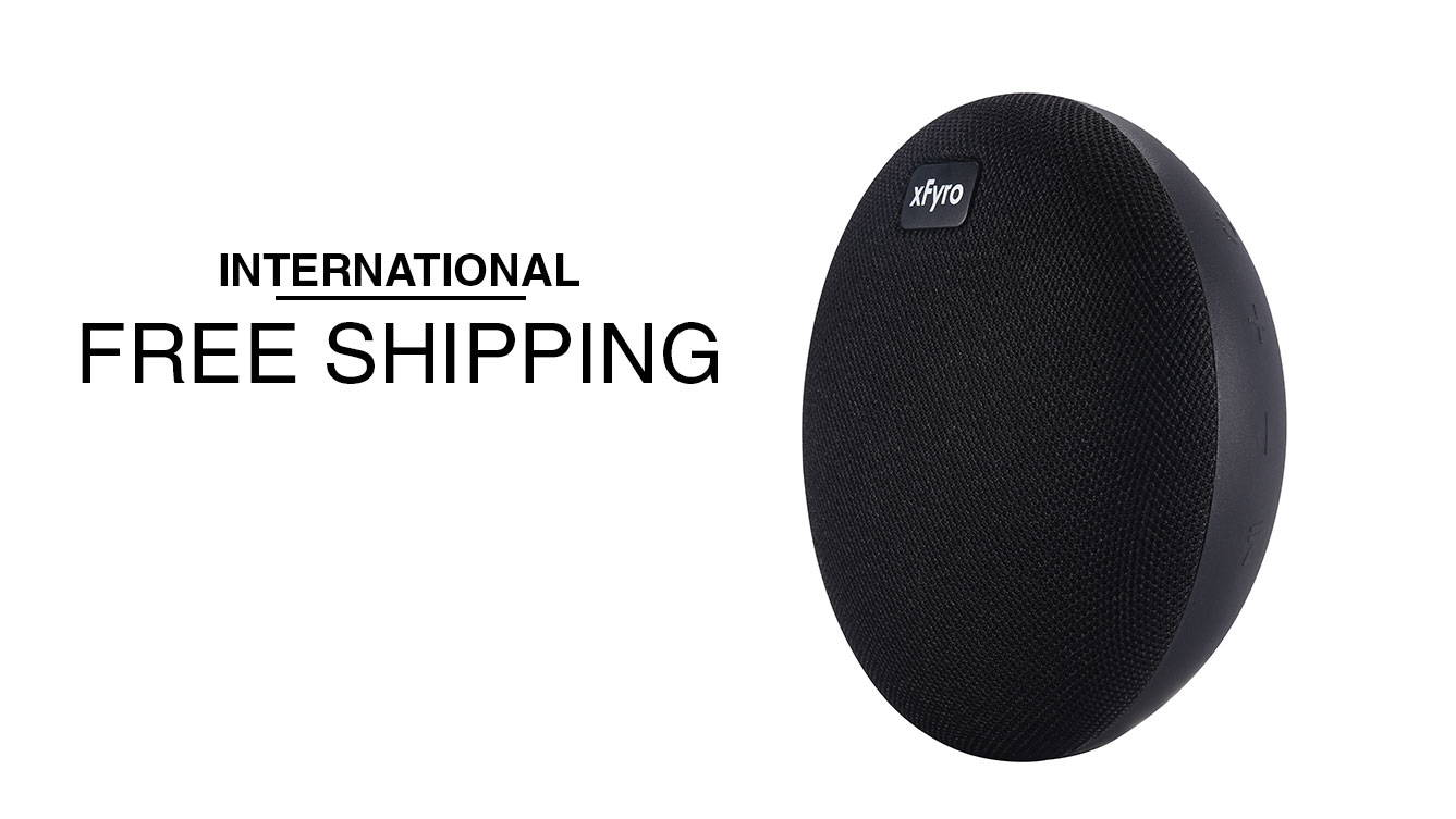 xFyro Free International Shipping