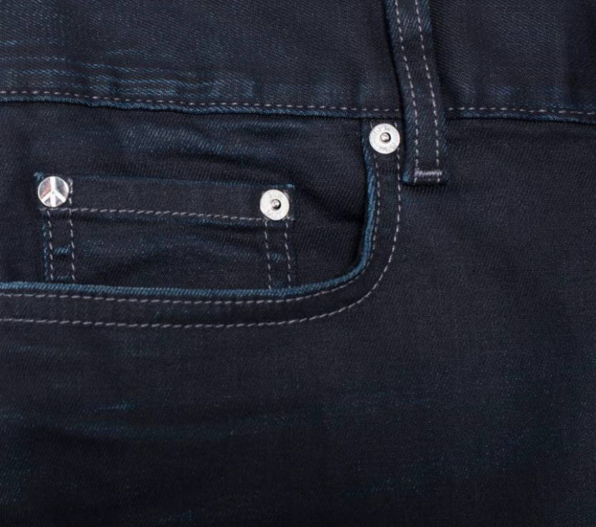 BLK DNM NYC Black Jeans 25 Stretch Cotton Skinny Fit Black /& Blue All Sizes B211