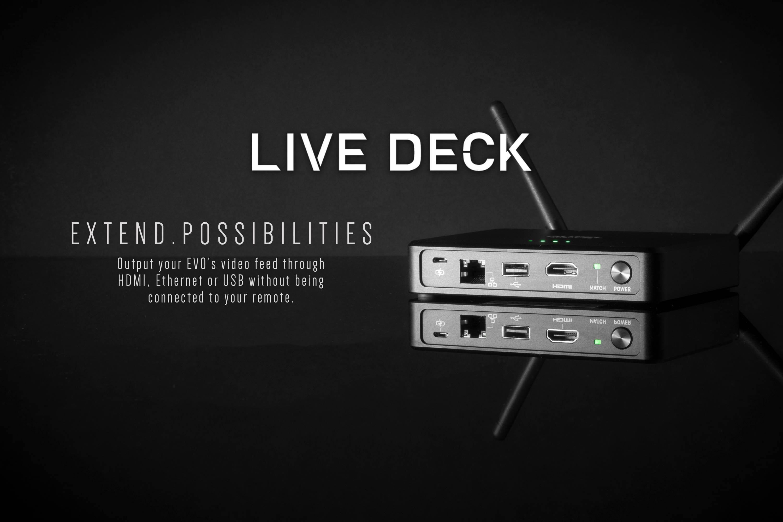 Autel Robotics Live Deck