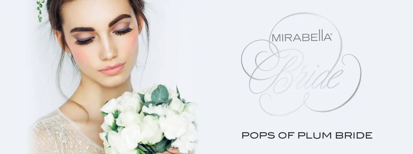 Mirabella Pops of Plum Bride