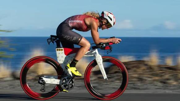 Meredith Kessler bike