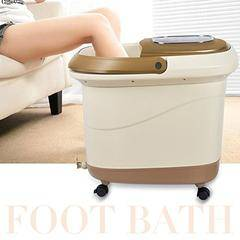 Natsukage All-in-one Luxurious Foot Spa Bath Massager