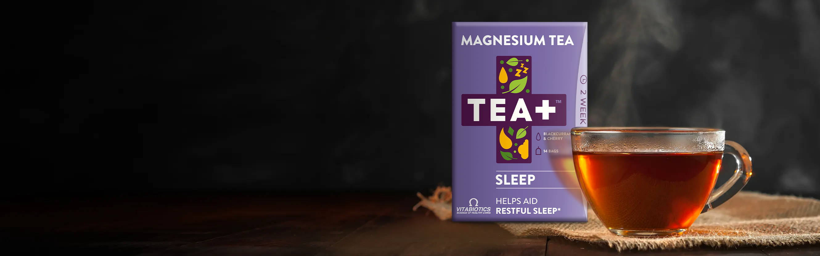 Getting into a regular routine before bed is a great way to prepare your body for sleeping. Sticking to the same activities every night can signal to your body that it is time for bed. Sipping a warm cup of TEA+ Sleep  every evening can help as part of a nightly routine.