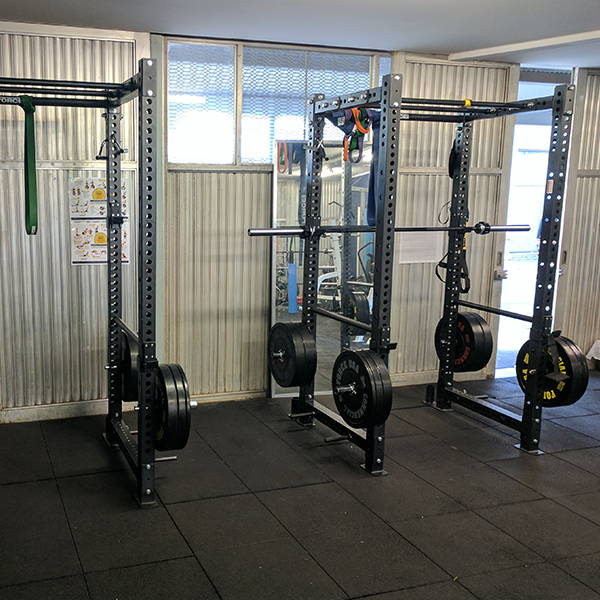 School Gym Fit Out Functional Rack