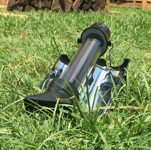 Boil water for your tea in minutes using what we believe is the BEST solar kettle that is both portable and budget friendly