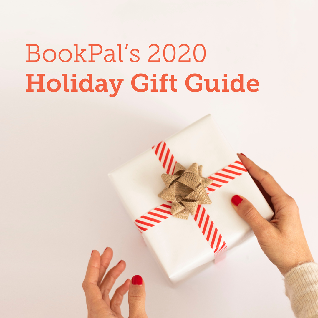 Link to view BookPal's 202o Holiday Gift Guide.