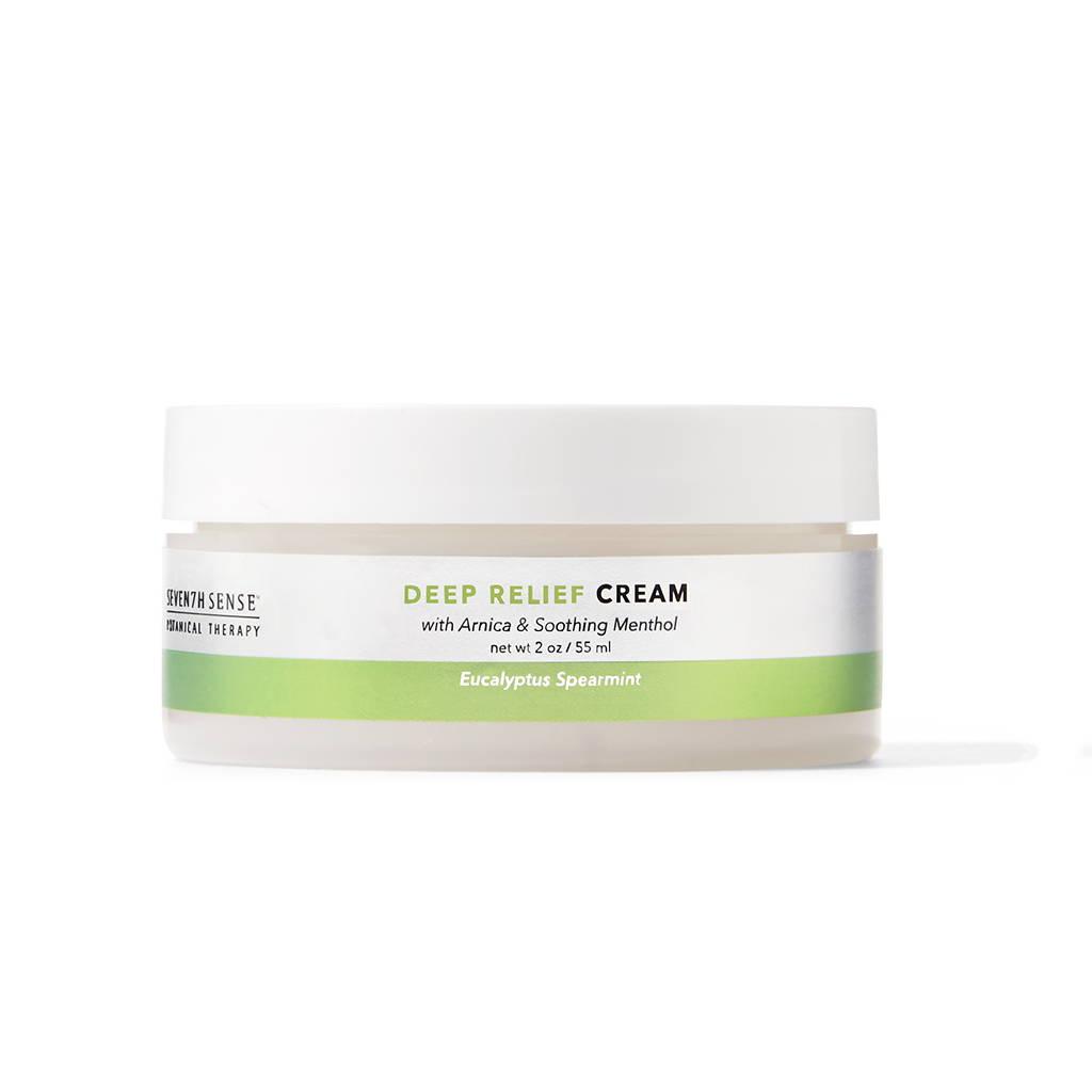 500mg Deep Relief Cream Eucalyptus Spearmint