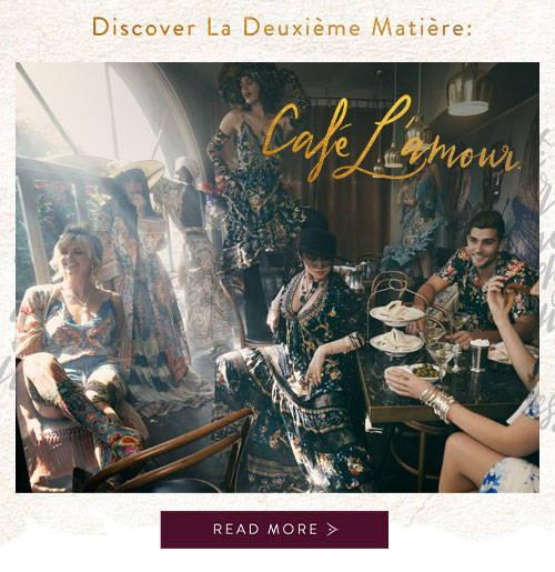 La Fleur Libertine Drop 2 Cafe Lamour