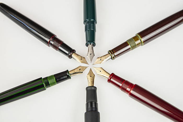 Nakaya stylo plume