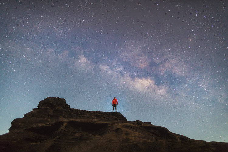 How to Edit the Milky Way – The Tiffen Company