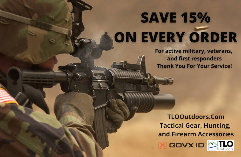 GovX Tactical Gear Discount for Military, Veterans, First Responders