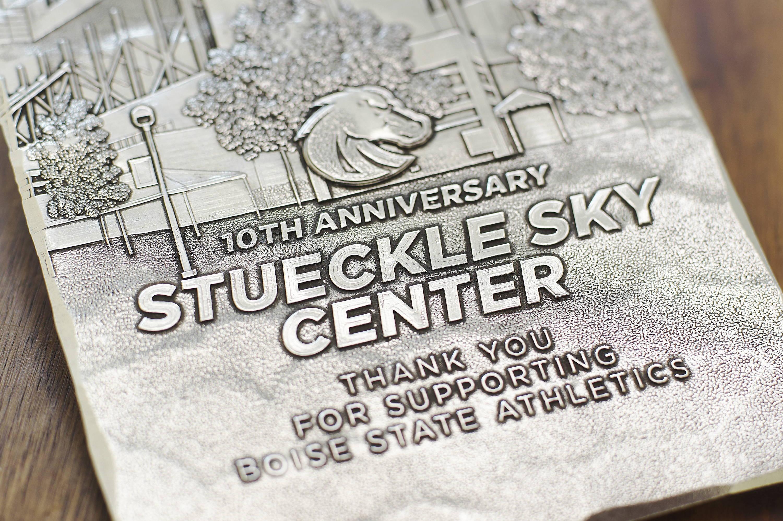 Collegiate Anniversary Ticket