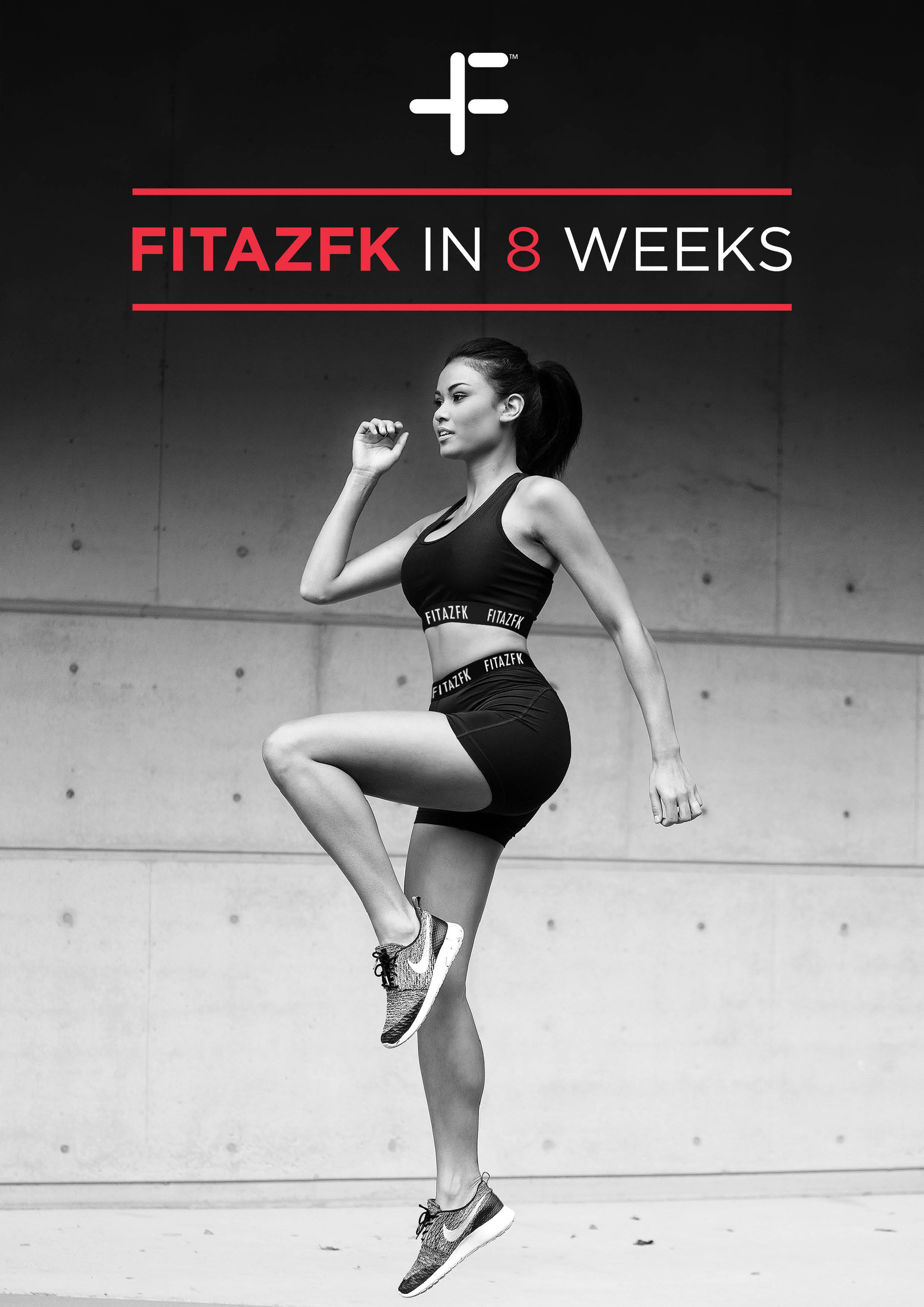 8 week Fitness and Nutrition Guide