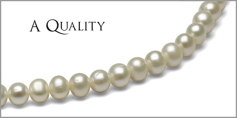 Grading A Quality Freshwater Pearls