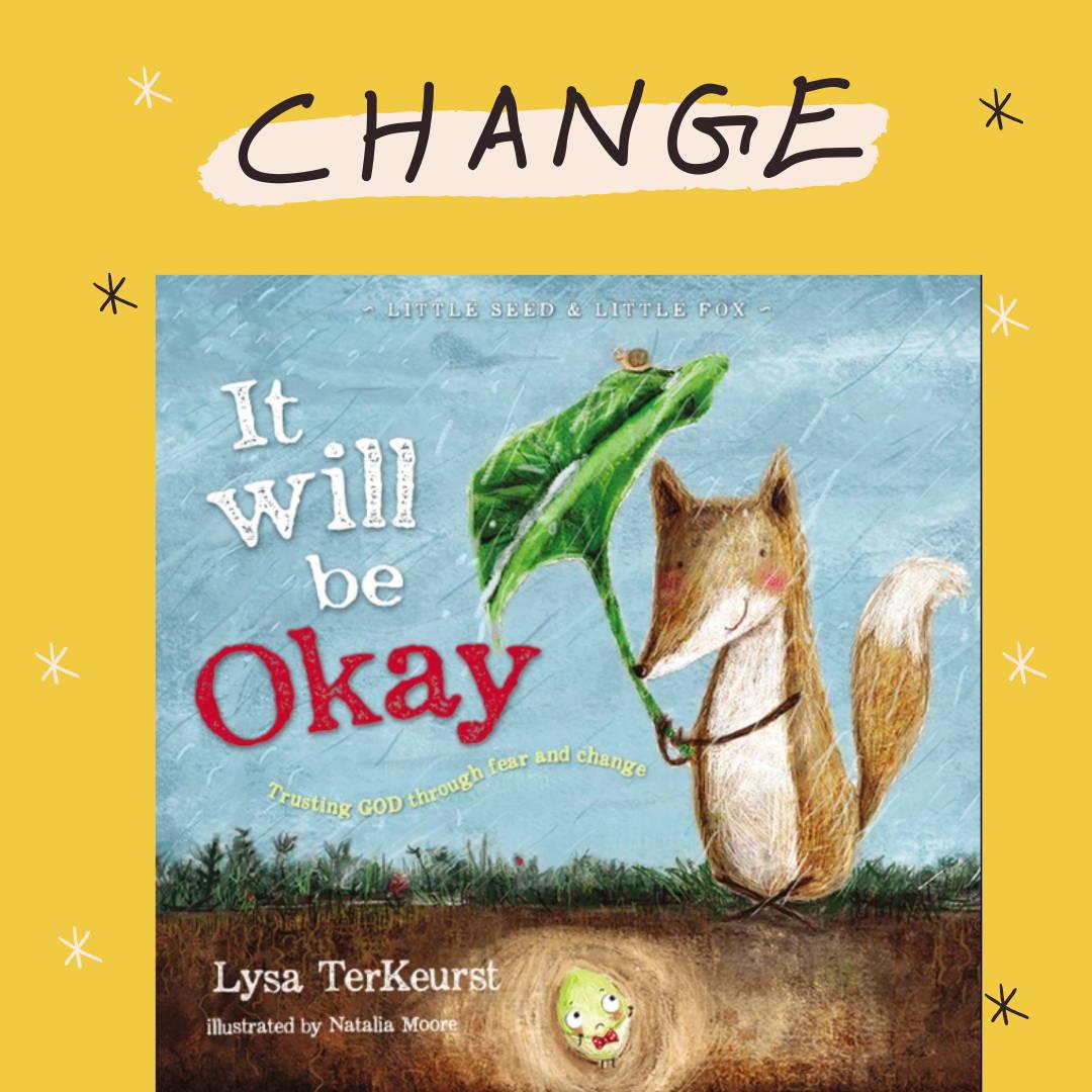 Change: It will Be OK by Lysa TerKeurst