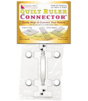 Quilt Ruler Connector by Guideliens4Quilting