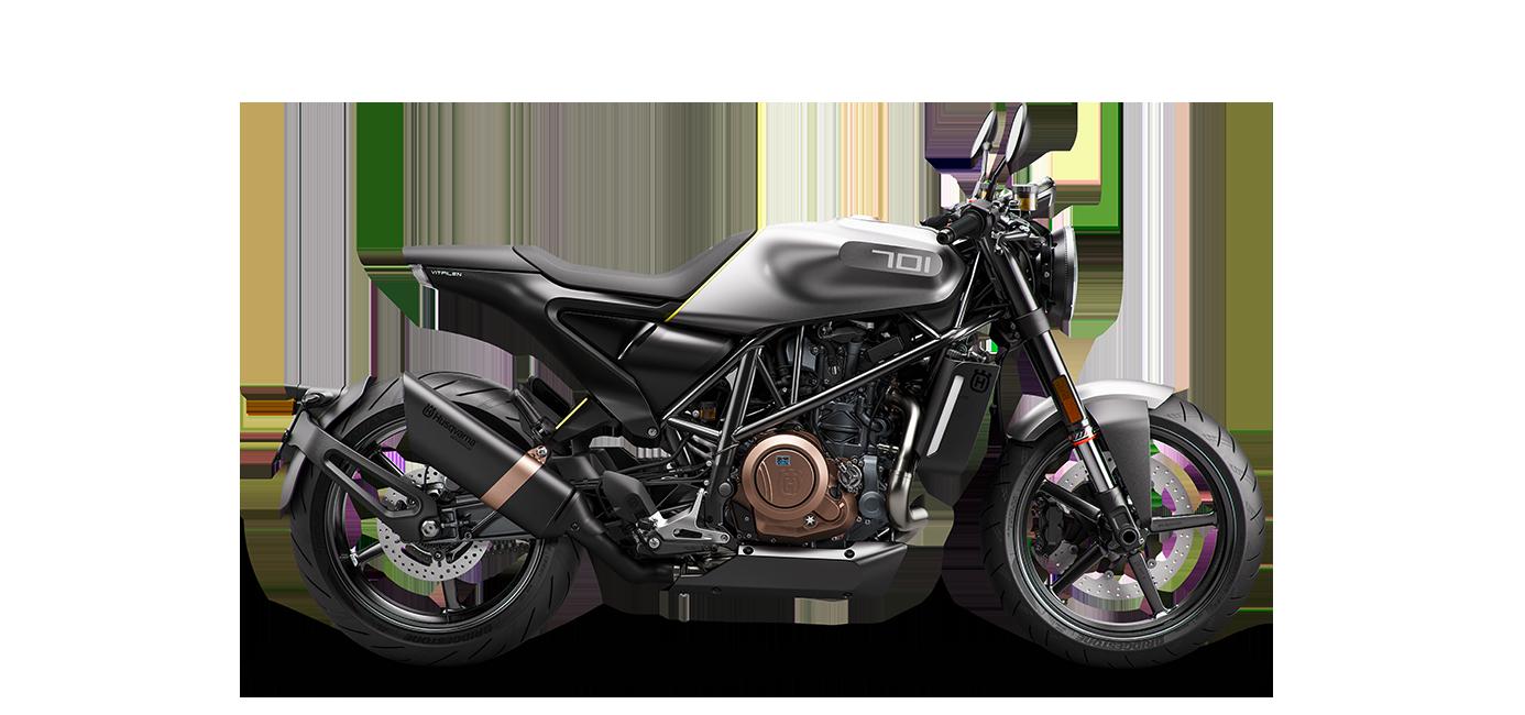 2018 HUSQVARNA MOTORCYCLES VITPILEN 701