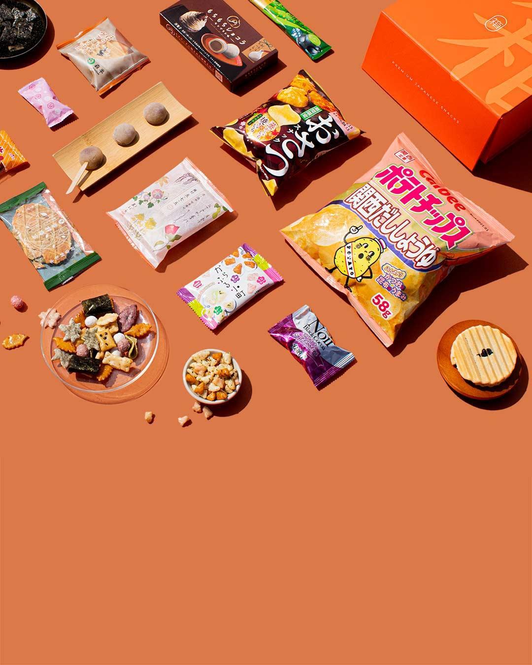 japanese snacks subscription box
