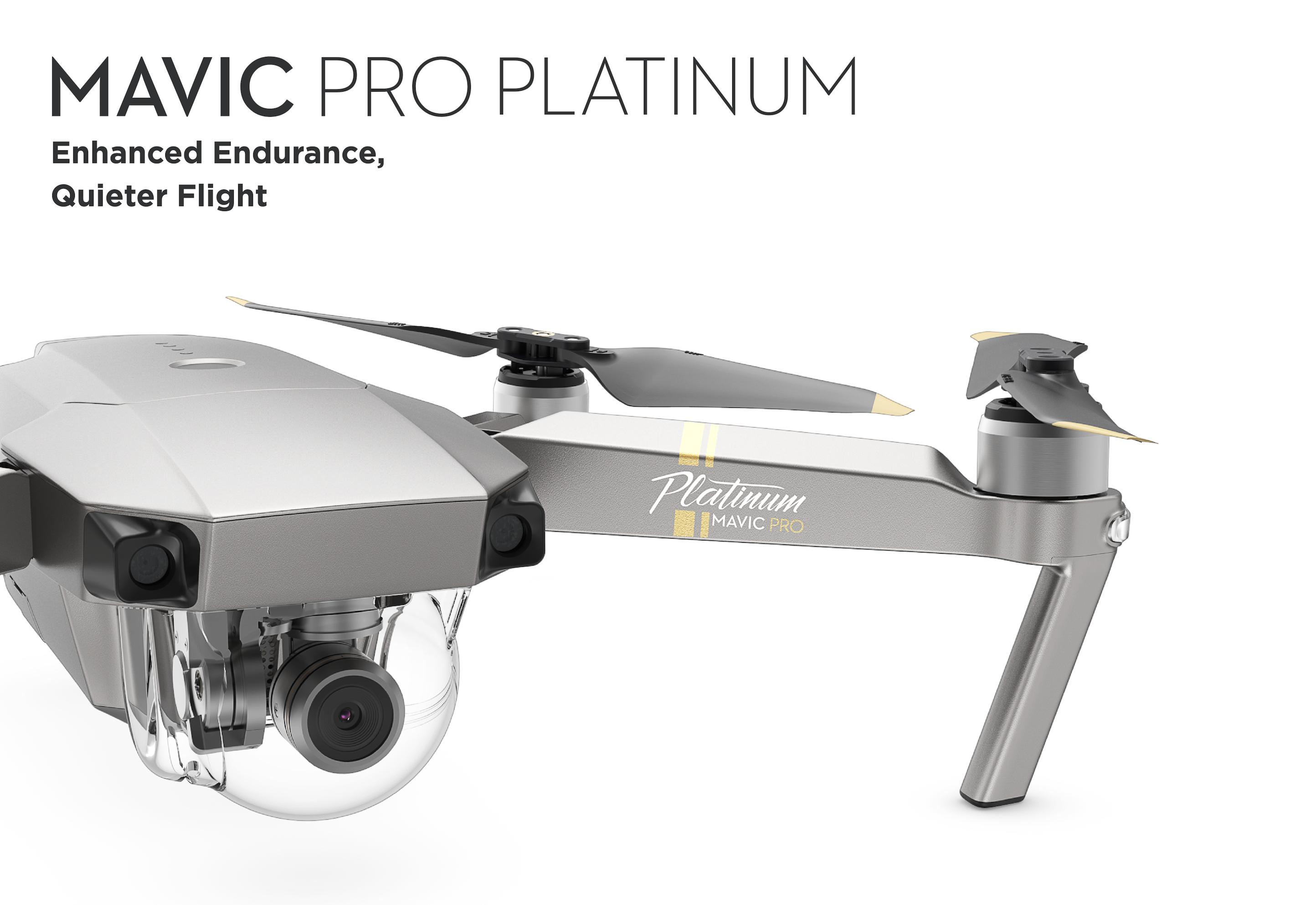 DJI Mavic Pro Platinum   Dr Drone