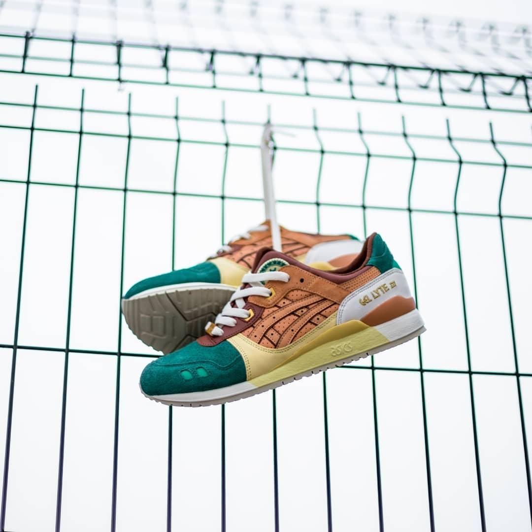 best sneakers 53bee eec5a 24 KILATES X ASICSTIGER – '24 KILATES EXPRESS'