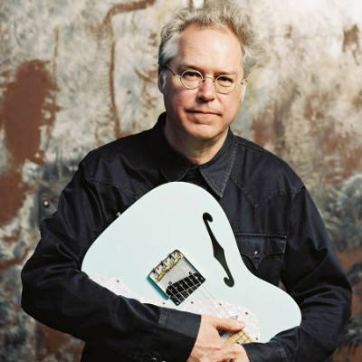 Bill Frisell recycled guitar string bracelets and jewelry