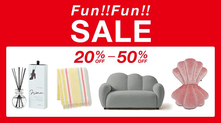 Fun!! Fun!! SALE