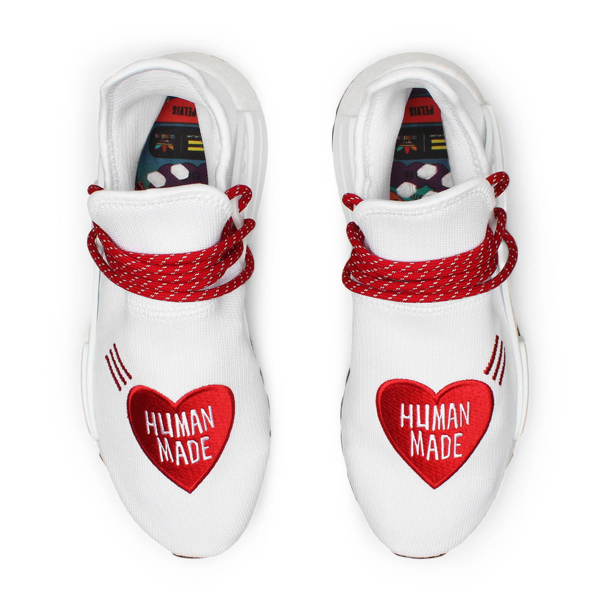 10/5/19: adidas x Human Race x Human Made NMD Hu (QS) – Bodega