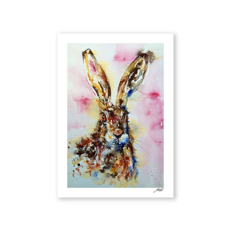 Art Print by Jo Allsopp