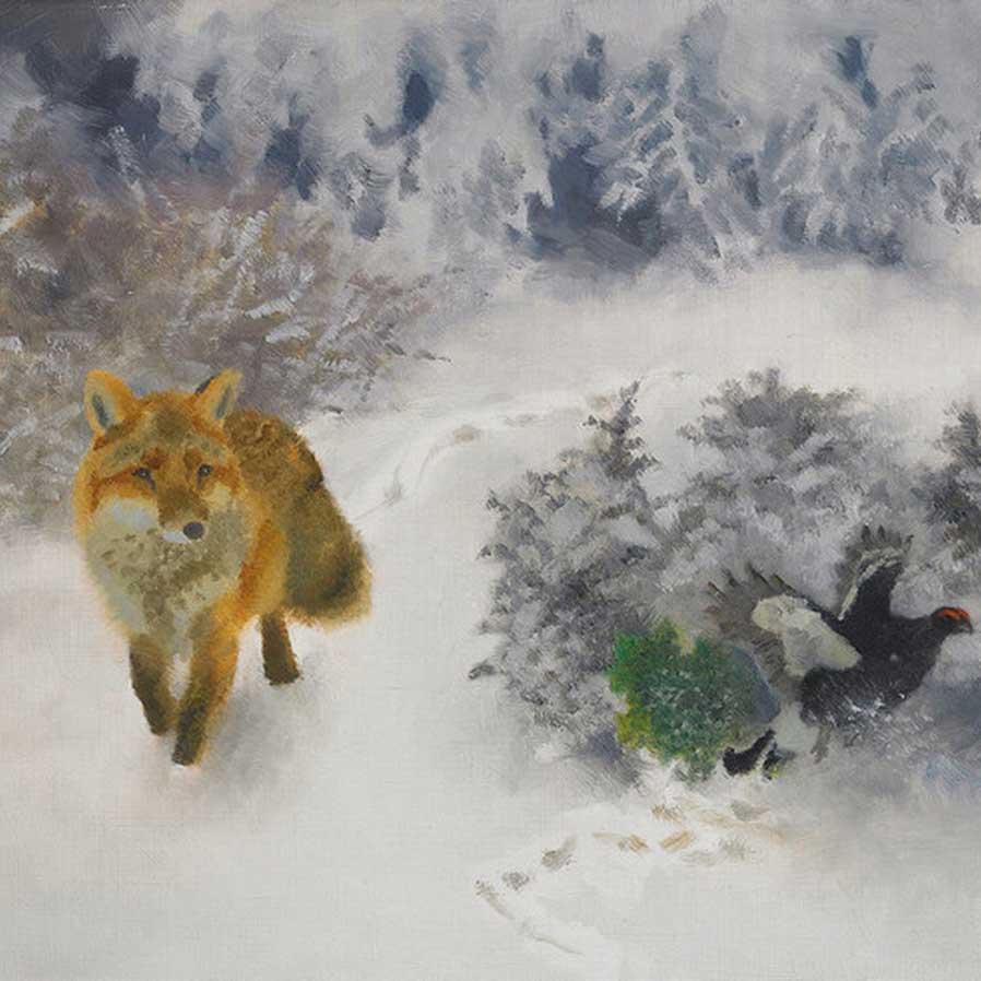 Bruno Liljefors Art