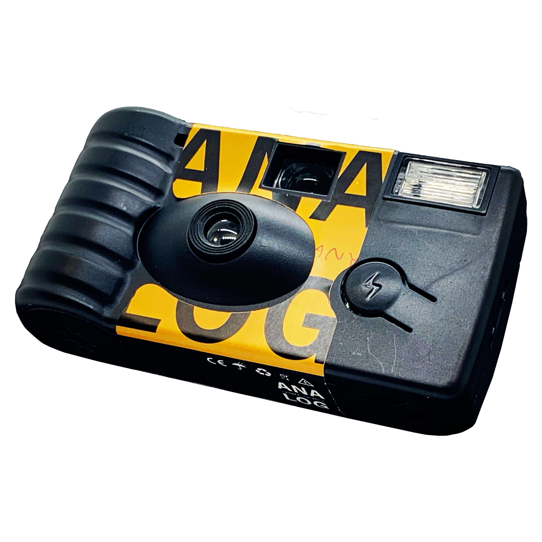 Cheap Disposable Camera - buy yellow analog