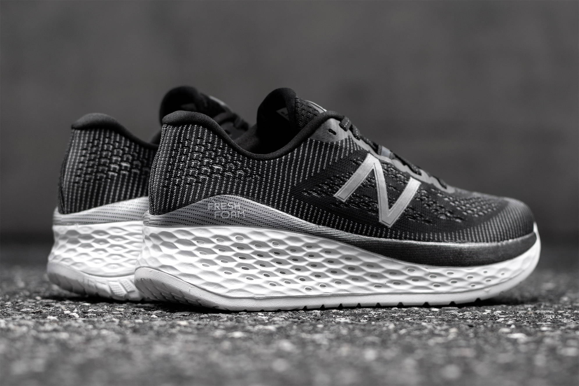 New Balance Fresh Foam More pair