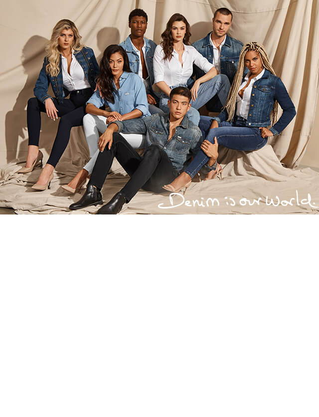 GUESS denim jeans for men and women