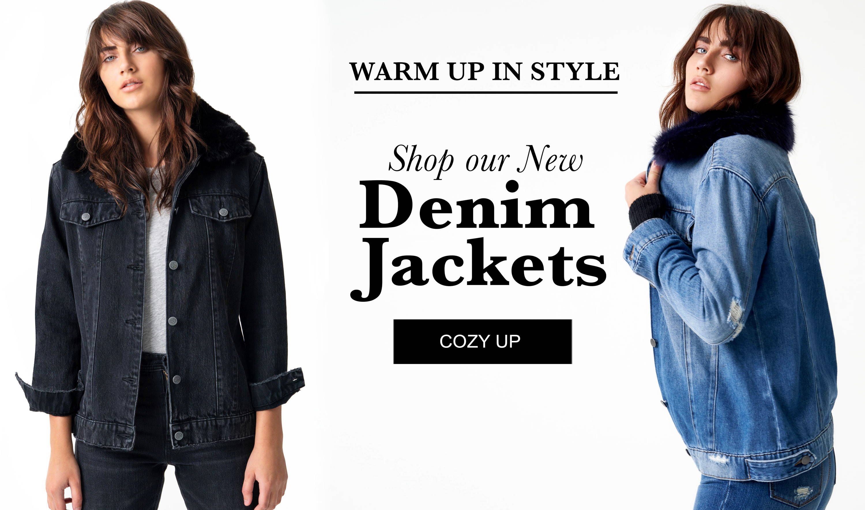 The Blue Revival Trucker Denim Jacket In Manchester Wash Has An Incredibly Soft Navy Faux Fur Detachable Collar. This Trucker Jacket Has Perfectly Placed Destruction Which Allows You To Feel Like You Have Owned This Jacket For Years. This Denim Jacket Is The Definition Of Elevated Casual Cool.